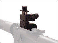 AR-15 flat top rear sight